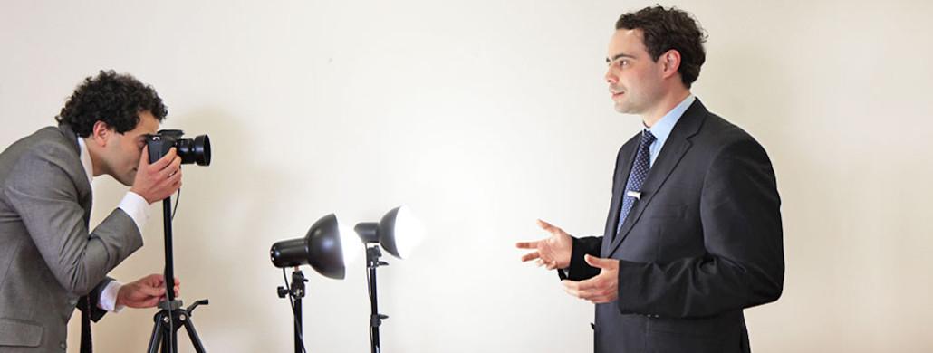 Anwalt wird gefilmt