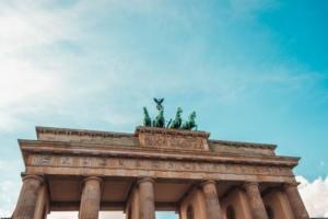 BIld vom Brandenburgertor in Berlin