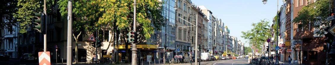 Bild Außenansicht Büro Köln
