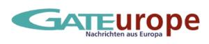 Logo Gateurope Nachrichten aus Europa