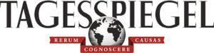 Logo Tagesspiegel Rerum cognoscere causas