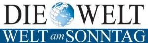 Logo Die Welt am Sonntag