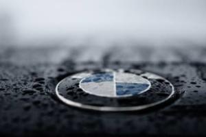 Bild von dem BMW Logo
