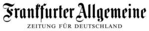 Logo der Frankfurter Allgemeinen Zeitung