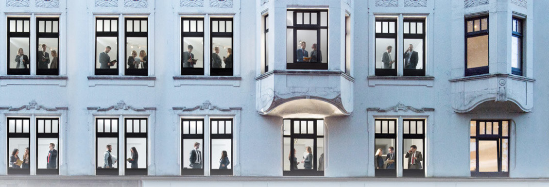 Bild Fassade Büro Köln