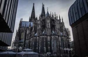 Bild von dem Kölner Dom