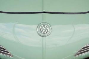 Bild von dem VW Logo