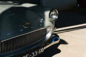 Bild von einem alten Opel