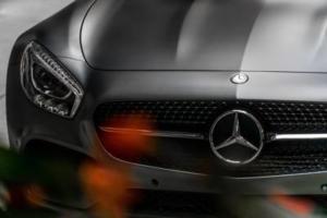 Bild von einem Mercedes