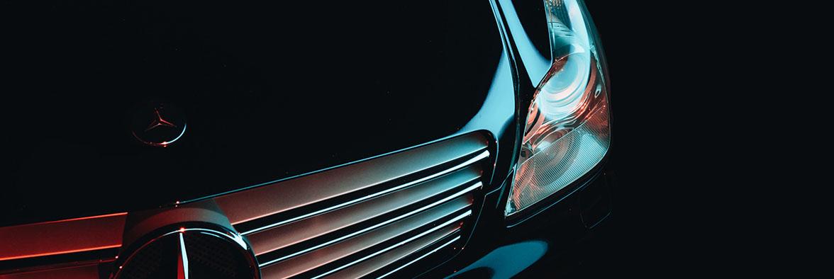 Bild vom Mercedes-Auto