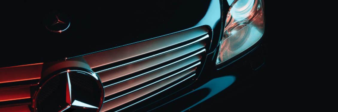 Bild von Mercedes-Front