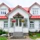 Bild von einem Haus